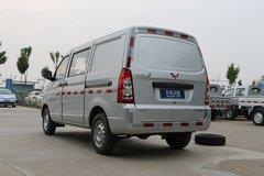 五菱之光 2017款 实用型 5座 82马力 1.2L封闭式货车 卡车图片