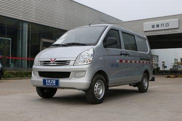 五菱之光 2017款 实用型 5座 82马力 1.2L封闭式货车
