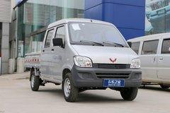 五菱 荣光小卡 1.2L 82马力 汽油 2米双排微卡(LZW1020SBQY)