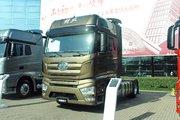 一汽解放 J7重卡 豪华型 550马力 4X2 AMT自动挡牵引车(CA4180P77K25E5)