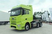 一汽解放 J7重卡 500马力 6X4牵引车(嫩芽绿)(CA4250P77K25T1E5)