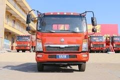 中国重汽HOWO 悍将 170马力 4.15米自卸车(ZZ3047G3415E143) 卡车图片