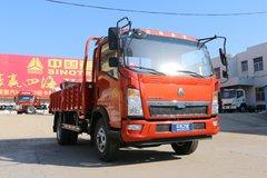 中国重汽HOWO 悍将 170马力 4X2 4.15米自卸车(ZZ3047G3415E143) 卡车图片