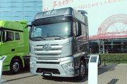 一汽解放 J7重卡 豪华型 550马力 6X2R AMT自动挡牵引车(CA4250P77K25T2E5)