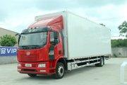 一汽解放 J6L重卡 领航版 240马力 4X2 9.7米厢式载货车(CA5180XXYP62K1L7E5)