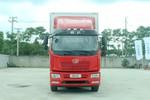 一汽解放 J6L中卡 180马力 4X2 7.7米厢式载货车(大柴CA4DH1)(CA5180XXYP62K1L5E5)图片