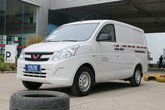 五菱 荣光V 112马力 汽油 1.5L封闭式货车