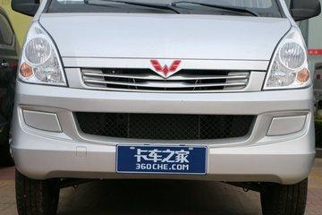 五菱 荣光S 82马力 1.2L汽油 2座 封闭式货车图片