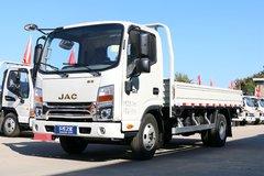 江淮 帅铃Q3 风尚版 120马力 4.23米单排栏板轻卡(HFC1041P73K2C3V) 卡车图片
