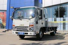 江淮 帅铃Q3 风尚版 130马力 3.9米排半栏板轻卡(HFC1041P73K2C3V) 卡车图片