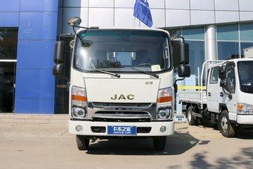 江淮 帅铃Q3 风尚版 152马力 3.145米双排栏板轻卡(HFC1041R73K1C3V-1)