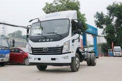 现代商用车 致道500M 加重版 156马力 4.165米单排厢式轻卡(CNJ5041XXYQDA33V) 卡车图片