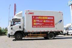 江铃 凯运强劲版 轻载型普通款 129马力 4.08米单排厢式轻卡(宽体)(JX5042XXYXGC2) 卡车图片