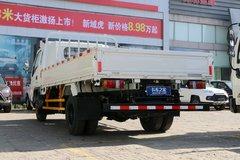 江铃 顺达宽体 普通版 116马力 3.7米排半栏板轻卡(JX1042TPG25)