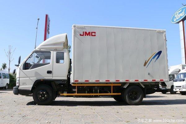 顺达宽体载货车火热促销中 让利高达0.5万