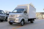 重汽王牌 W1 1.5L 102马力 汽油 3.1米单排厢式微卡(CDW5030XXYN4M5Q)图片