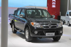 广汽吉奥 财运500系列 2.3L汽油 双排皮卡 卡车图片