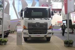 广汽日野 700系列重卡 350马力 6X4载货车(底盘)(YC1250FS2PK) 卡车图片