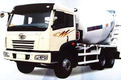 解放 奥威(J5P) 320马力 6X4 混凝土搅拌车(CA5252GJBP2K2T1E)