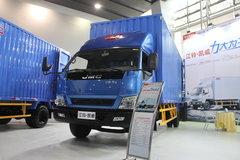 江铃 凯威中卡 156马力 4X2 6.5米宽体厢式载货车(JX5090XXYXRC2) 卡车图片