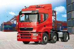 华菱 星凯马重卡 336马力 6X2 牵引车(HN4253HP34B6M3) 卡车图片