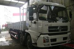 东风商用车 天锦中卡 180马力 6X2 8.6米排半栏板载货车(DFL1160B5) 卡车图片