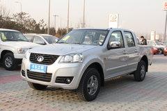 长城 风骏5 2013款 商务版 精英型 2.4L汽油 小双排皮卡