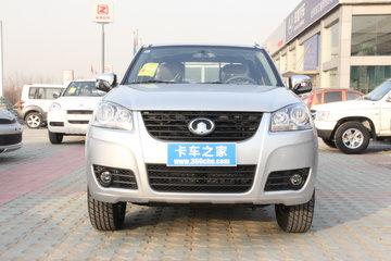 长城 风骏5 2014款 欧洲版 进取型 两驱 2.4L汽油 大双排皮卡