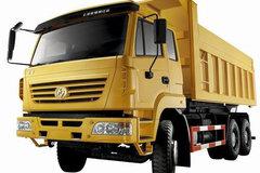 红岩 特霸重卡 340马力 6X4 5.8米自卸车(CQ3254STG384) 卡车图片