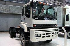 庆铃 GVR重卡 300马力 4X2 牵引车(QL4160RJFR) 卡车图片