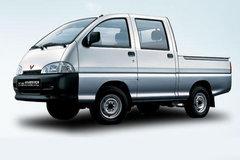 五菱 小旋风 1.2L 85马力 汽油 双排栏板微卡 卡车图片