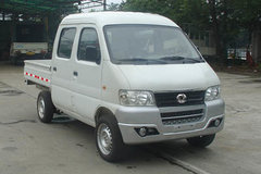 东风 俊风T60 1.8L 55马力 柴油 2.2米双排栏板微卡 卡车图片