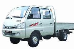 北汽黑豹 1.3L 78马力 汽油 2.5米双排栏板微卡 卡车图片