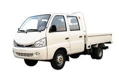 北汽黑豹 380系列 1.6L 38马力 汽油 2.5米双排栏板微卡(HB1605-1) 卡车图片