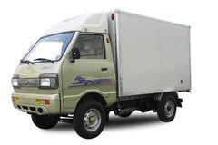 北汽黑豹 1.1L 52马力 汽油 2.4米单排厢式微卡(SM5010XXYE) 卡车图片
