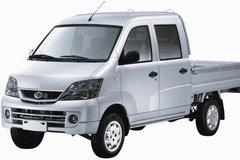 昌河 福瑞达 1.1L 52马力 2.2米双排微卡(加长版) 卡车图片