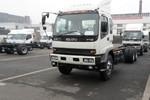 五十铃 FVZ重卡 300马力 6X4 厢式载货车(QL5250XRTFZJ)