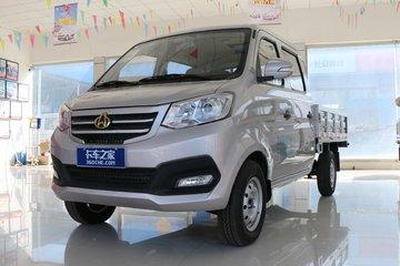 长安跨越 新豹T3 舒适版 1.3L 汽油 91马力 2.22米双排栏板微卡(单后轮)(SC1021TMS62)
