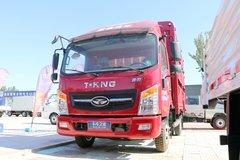 唐骏欧铃 T7系列 143马力 4.1米单排仓栅式轻卡(ZB5040CCYUDD6V) 卡车图片