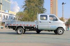 长安轻型车 神骐T20L 2018款 舒适型 1.5L 112马力 汽油 2.85米双排栏板微卡(SC1035SNAE5) 卡车图片