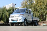 长安商用车 神骐T20L 2018款 舒适型 1.5L 112马力 汽油 2.85米双排栏板微卡(SC1035SNAE5)