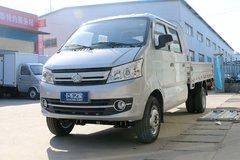 长安跨越王X5 1.5L 112马力 3.05米双排栏板小卡(SC1031FRS52) 卡车图片