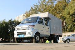 长安轻型车 神骐T20L 2018款 舒适型 1.5L 112马力 汽油 3.05米双排厢式微卡(SC5035XXYSNAF5) 卡车图片