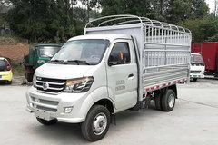 重汽王牌 W1 90马力 3.1米单排仓栅式微卡(CDW5030CCYN4M5C) 卡车图片