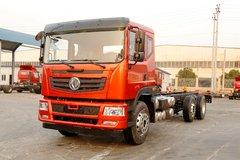 东风华神 T5 220马力 6X2 9.6米栏板载货车底盘(EQ1260GLVJ)