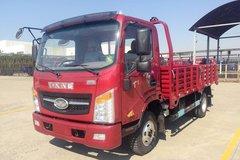 唐骏欧铃 T7系列 绿超人 143马力 4.1米单排栏板轻卡(ZB1040UDD6V) 卡车图片