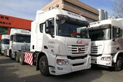 联合卡车 U440重卡 440马力 6X4 CNG牵引车(QCC4252N654-3) 卡车图片