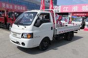 江淮 康铃X5 68马力 3.1米单排栏板微卡(HFC1042PV7K1B3V)