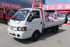 江淮 康铃X5 1.5L 110马力 3.5米单排栏板微卡(HFC1020PV7E1B3V) 卡车图片