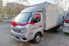 福田 祥菱M2 1.5L 112马力 汽油 3.7米单排厢式微卡(BJ5030XXY-CE)